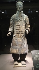 Terracotta Warrior - Officer